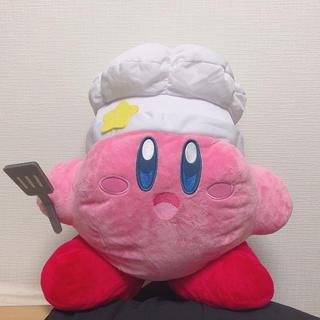 任天堂 - 星のカービィ ぬいぐるみ BIG