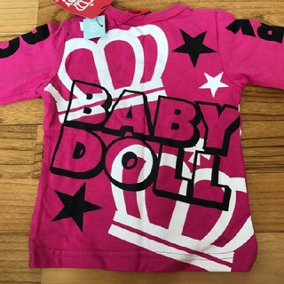 ベビードール(BABYDOLL)の①ベビードール長袖(Tシャツ)