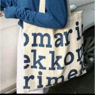 マリメッコ(marimekko)のmarimekko トートバッグ ブルー(トートバッグ)