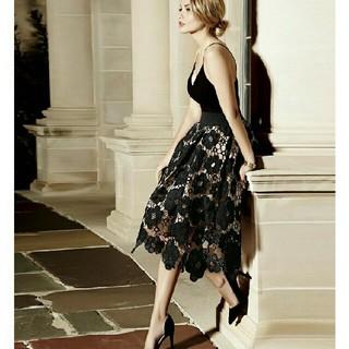 Chesty - 即日発送可能🌟 花柄 刺繍 ロングスカート