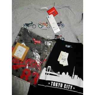 GU - Tシャツ  GU  140 新品