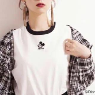 heather - ヘザー ミッキー Tシャツ