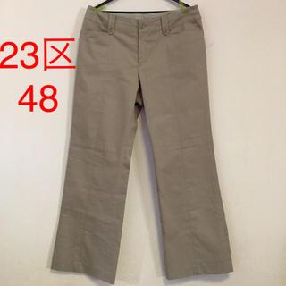 23区 - ♡23区♡ 大きいサイズ ストレッチパンツ 48