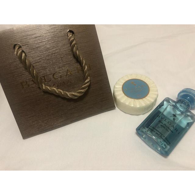 BVLGARI(ブルガリ)のBVLGARI ブルガリ ソープ コスメ/美容のボディケア(ボディソープ / 石鹸)の商品写真