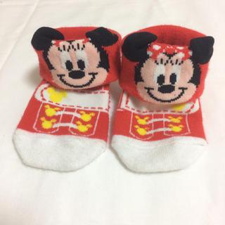Disney - ベビー 靴下 新生児