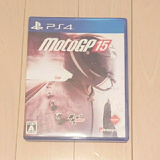 PlayStation4 - MotoGP 15🎮✨