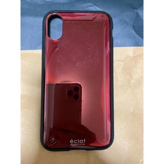 タフ(TOUGH)のiPhoneXケース(iPhoneケース)