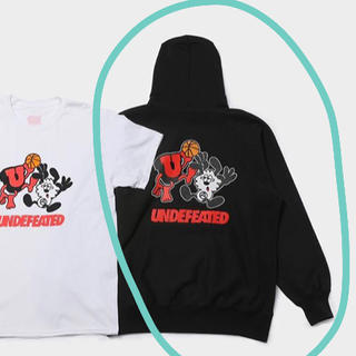 GDC - undefeated verdy パーカー (size L)
