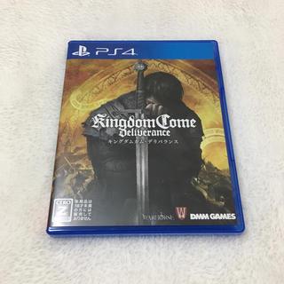 PlayStation4 - PS4 キングダムカムデリバランス