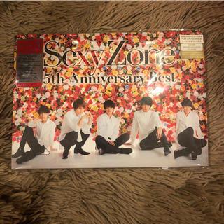 セクシー ゾーン(Sexy Zone)のSexy Zone 5th Anniversary Best (初回限定盤A 2(ポップス/ロック(邦楽))
