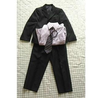 スーツ 4点セット 120cm