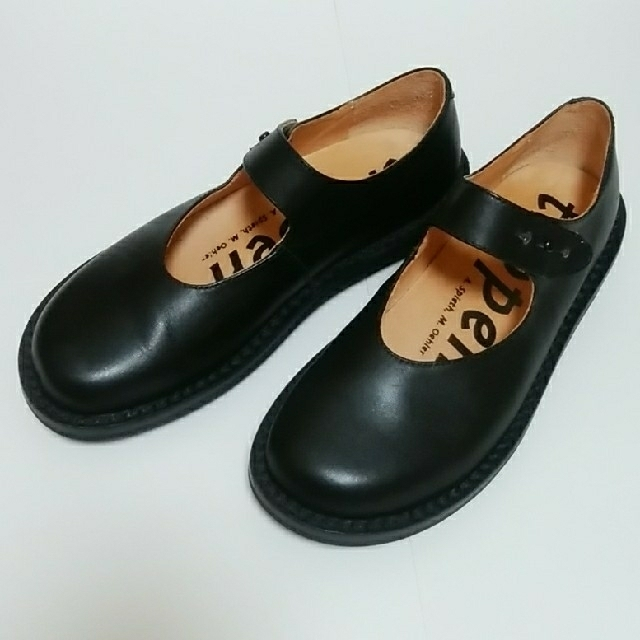 trippen(トリッペン)の【新品】trippen girly トリッペン ガーリー 37 レディースの靴/シューズ(ローファー/革靴)の商品写真
