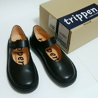 trippen - 【新品】trippen girly トリッペン ガーリー 37