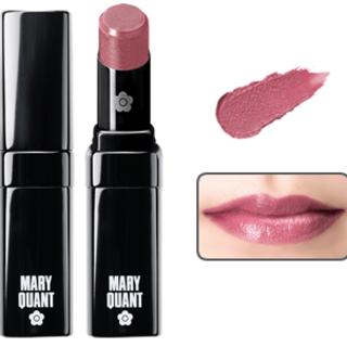 マリークワント(MARY QUANT)のMARY QUANT・RIPSTICK R03クリーム・口紅・新色・ほぼ新品(口紅)