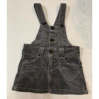 ZARA KIDS - Zara Kids コーデュロイのジャンパースカート 98cm