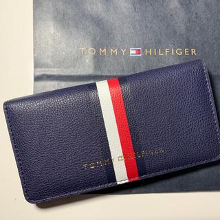 TOMMY HILFIGER - トミー スリム 長財布