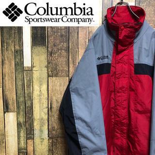 Columbia - 【激レア】コロンビア☆刺繍ロゴ入りマルチデザインマウンテンジャケット