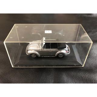 フォルクスワーゲン(Volkswagen)の美品 ヴィンテージ ビートル カブリオレ ミニチャンプス(ミニカー)