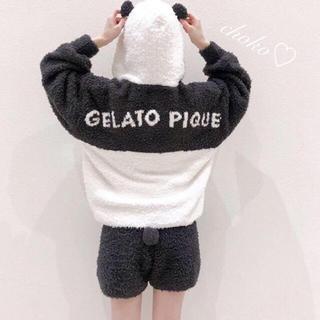 gelato pique - 新品♡ハロウィン限定♡ジェラートピケ パンダモコ ショートパンツ