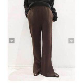 アパルトモンドゥーズィエムクラス(L'Appartement DEUXIEME CLASSE)のアパルトモン♡AMERICANA/アメリカーナ Slit Sweat パンツ (カジュアルパンツ)