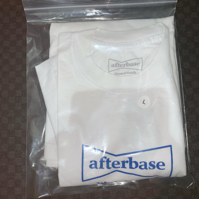 AFTERBASE(アフターベース)のverdy wased youth Tシャツ afterbase L メンズのトップス(Tシャツ/カットソー(半袖/袖なし))の商品写真