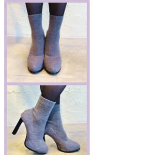 SLY - KNIT FITTED BOOTIE★SLY