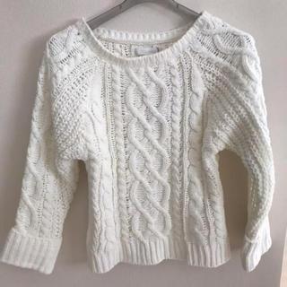 CECIL McBEE - ニット セーター 新品タグ付き セシルマクビー