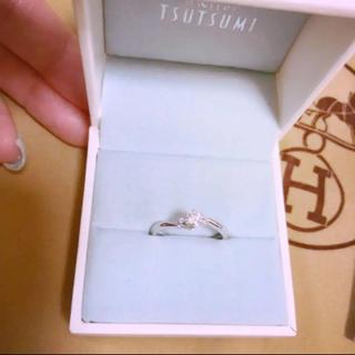 JEWELRY TSUTSUMI - ツツミ ダイヤモンド リング  指輪