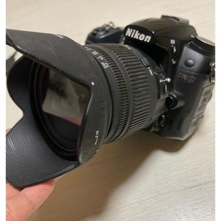 Nikon - Nikon7000 レンズ付き シグマD17-70mm
