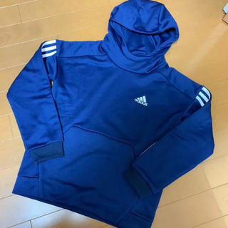 adidas - adidas アディダス トレーナー ブルー 160