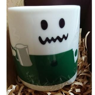 スターバックスコーヒー(Starbucks Coffee)のスターバックス マグゴースト ハロウィン 2019 バリスタ マグカップ(グラス/カップ)