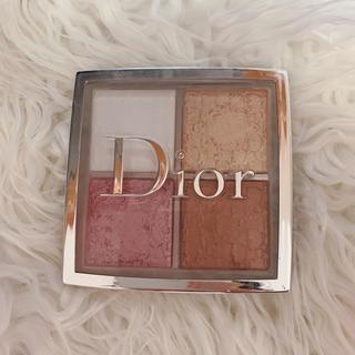 ディオール(Dior)のDior バックステージ フェイス グロウ パレット(フェイスカラー)