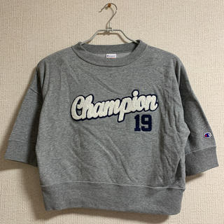 チャンピオン(Champion)のchampion スウェット トップス(トレーナー/スウェット)