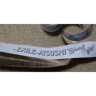 EXILE - EXILE ATSUSHIライブ銀テープ