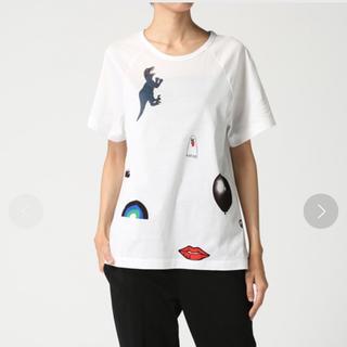 ポールスミス(Paul Smith)のポールスミス ヴァリアスプリント Tシャツ カットソー レディース(Tシャツ(半袖/袖なし))
