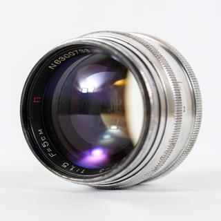 LEICA - ジュピター3 Jupiter-3 50mm f1.5 Lマウント L39 清掃済