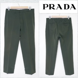 プラダ(PRADA)のメンズ PRADA プラダ 48サイズ 伸縮性 イタリア製 パンツ(スラックス)