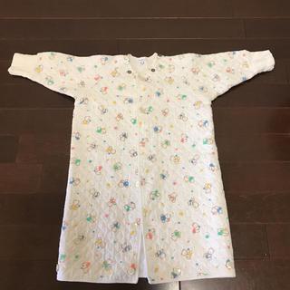 ファミリア(familiar)のファミリア 新生児パジャマ兼お包み(おくるみ/ブランケット)