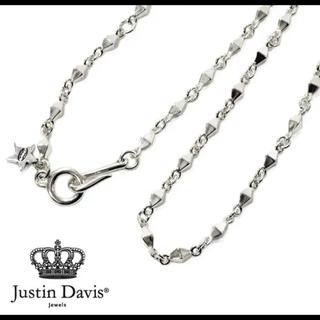 Justin Davis - (定価39600)ジャスティンデイビス・Curio Chain ネックレス