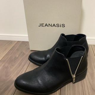 JEANASIS - ジーナシス  サイドゴアZIPブーツ