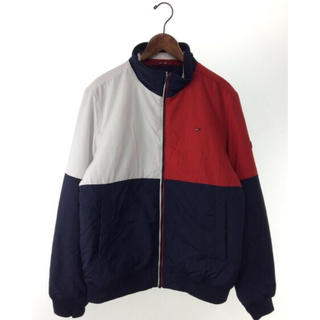 TOMMY HILFIGER - 美品 TOMMY JEANS ナイロン ジャケット M