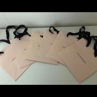 ジルスチュアート(JILLSTUART)のジルスチュアート ショップ袋 6枚(ショップ袋)