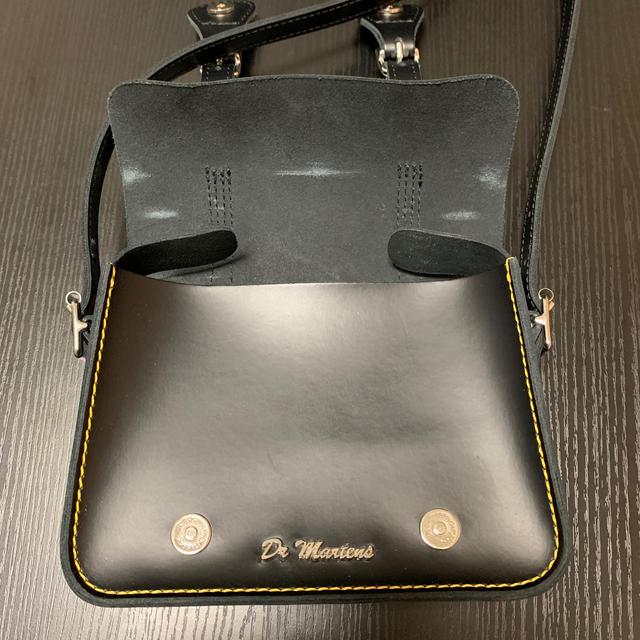 Dr.Martens(ドクターマーチン)のDr.Martens サッチェルバッグ 7インチ レディースのバッグ(ショルダーバッグ)の商品写真