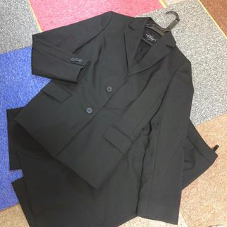 INDIVI - INDIVI*ブラックスーツ セットアップ
