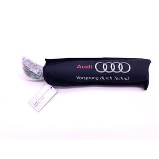 アウディ(AUDI)のアウディ Audi 記念品 折りたたみ傘 ワンタッチ傘 ブラック(その他)