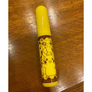 ポケモン(ポケモン)のポケモン ピカチュウ 携帯歯ブラシセット(歯ブラシ/デンタルフロス)