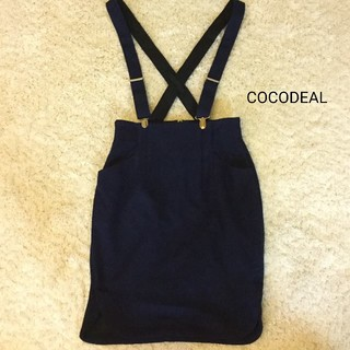COCO DEAL - COCODEAL 膝丈スカート