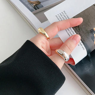 silver925ぷっくりリング(リング(指輪))