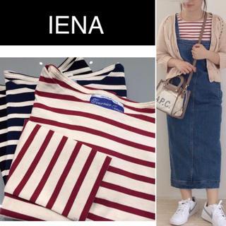 イエナ(IENA)のIENA Tournierフランスボーダー プルオーバー(Tシャツ(長袖/七分))