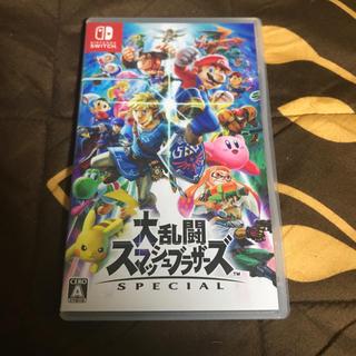 Nintendo Switch - 大乱闘スマッシュブラザーズ Switch ソフト